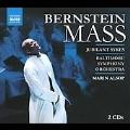 L.Bernstein: Mass / Marin Alsop, Baltimore SO, Peabody Children's Chorus, Jubilant Sykes, etc