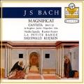 Veritas - Bach: Magnificat, Cantata BWV 21 / Kuijken, et al