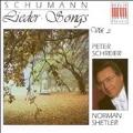 Schumann: Lieder, Vol. 2