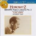 Brahms: Piano Concerto no 2 / Horowitz, Toscanini, NBC Sym