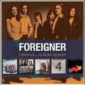 5CD Original Album Series Box Set : Foreigner<限定盤>