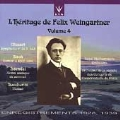 Felix Weingartner Vol 4 - Handel, Bach, Boccherini, Mozart