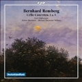 Bernhard Romberg: Cello Concertos No.1, No.5