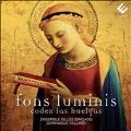 ウエルガス写本~13世紀の宗教音楽より