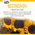 Beethoven: Symphony no 9 / Giulini, Armstrong, Reynolds