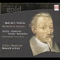 Musikalische Exequien - H.Schutz, M.Praetorius, J.H.Schein, Demantius / Howard Arman, Schutz-Akademie
