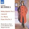 ラッブラ:弦楽四重奏曲 第2番・アモレッティ 他