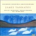 MUSIC OF JAMES YANNATOS:VIOLIN CONCERTO/SYMPHONY BREVIS/ETC:J.YANNATOS(cond)/HARVARD RADCLIFFE SYMPHONY ORCHESTRA/ETC