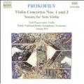 Prokofiev: Violin Concertos Nos 1 and 2;Sonata for solo Violin