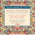 Historical Anthology: Madrigal Masterpieces