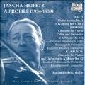 Jascha Heifetz - A Profile (1934-1939)