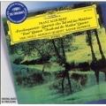 """Schubert: Piano Quintet D.667 """"Trout"""", String Quartet No.14 """"Death And The Maiden"""" / Amadeus Quartet, Emil Gilels(p), Rainer Zepperitz(cb)"""