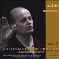 Brahms: Violin Concerto (10/8/1951), Symphony No.2 (10/13/1953) / Ferenc Fricsay(cond), RIAS Symphony Orchestra, Gioconda de Vito(vn)