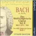 Bach: The Well-Tempered Clavier Book II / Ottavio Dantone
