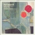 Hindemith: String Trios 1 & 2 / Deutsches Streichtrio