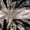 Schumann: Piano Sonata  no 1, Waldszenen, etc / Sally Pinkas