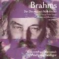Brahms: Die Deutschen Volkslieder /Seeliger, Darmstadt Choir
