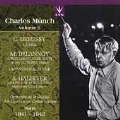 Debussy: La Mer;  Delannoy, Halffter / Munch, Merckel, Long