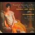 Romantic Guitar Music in Paris - Carulli, Sor, Coste