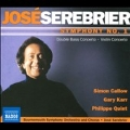 "J.Serebrier: Symphony No.1, Violin Concerto ""Winter"", Double Bass Concerto ""Nueve"", etc"