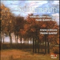 Schumann: String Quartet No.1, Piano Quartet Op.44