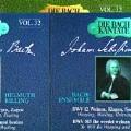 Die Bach Kantate Vol.32 / Peter Schreier(T), Wolfgang Schone(Bs-Br), Helmuth Rilling(cond), Gachinger Kantorei Stuttgart, etc