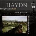 Haydn: String Quartets Vol.8 - Op.50 No.2, 3, 6