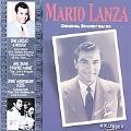 Mario Lanza's Show Songs