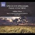 Vaughan Williams: Piano Concertos, The Wasps - Aristophanic Suite, etc / Ashley Wass, James Judd, Royal Liverpool PO