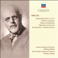 Sibelius:Symphony No.5/6/7/Pohjola's Daughter/Karelia Suite/etc:Anthony Collins(cond)/London Symphony Orchestra/Thomas Jansen(cond)/Danish Radio Symphony Orchestra
