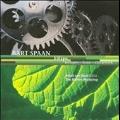 B.Spaan: Ellips - Kringen, Zone, Clockwork