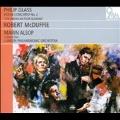 "P.Glass: Violin Concerto No.2 ""The American Four Seasons"""