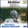 Mahler: Symphonies No.1-No.9, Adagio of No.10