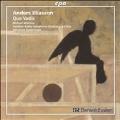 "A.Eliasson: ""Quo Vadis"" for Tenor, Choir & Orchestra"