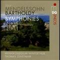 "Mendelssohn: Symphony No.1 & No.5 ""Reformation"""