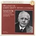 Bartok: Contrasts, Mikrokosmos / Bartok, Szigeti, Goodman