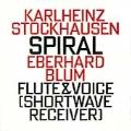 Stockhausen: Spiral in 4 Variations