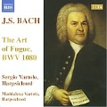 J.S.Bach: The Art of Fugue BWV.1080 / Sergio Vartolo, Maddalena Vartolo