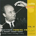 Edition Ferenc Fricsay Vol.11 - Rossini: Stabat Mater (9/22/1954) / Ferenc Fricsay(cond), RIAS SO & Chamber Chous, Maria Stader(S), Marianna Radev(A), etc