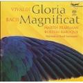 VIVALDI:GLORIA/J.S.BACH:MAGNIFICAT BWV.243 :MARTIN PEARLMAN(cond)/BOSTON BAROQUE