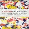 P.Dickinson: Pianos Voices and Brass