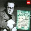 Andres Segovia -J.S.Bach, Ponce, Sor, Visee, etc<限定盤>