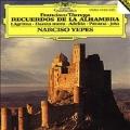 Tarrega:  Recuerdos de La Alhambra, Lagrima, etc / Narciso Yepes(g)