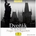 Dvorak: The String Quartets No.1-No.14, Waltzes Op.54 B.105, etc / Prague String Quartet