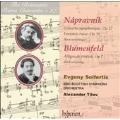 Napravnik: Concerto Symphonique Op.27, Fantaisie Russe Op.39; Blumenfeld: Allegro de Concert Op.7