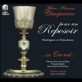 聖体祭の仮祭壇に - シャルパンティエ、グリニー: 聖体祭のための対話曲集