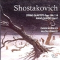 Shostakovich: String Quartets No.7, No.8, Piano Quintet Op.57