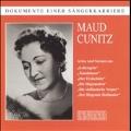 Maud Cunitz singt Arien