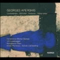 G.Aperghis: Contretemps, Seesaw, Parlando, Teeter-Totter