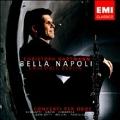 Bella Napoli - Clarinet Concertos; D.Scarlatti, Hasse, Cimarosa, Bellini, Donizetti, Pasculli / Christoph Hartmann(ob), Ensemble Berlin